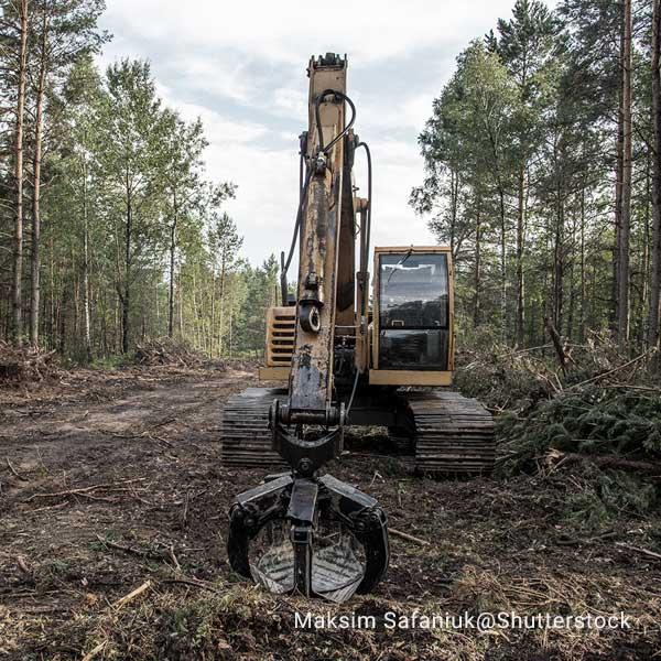 Globus-Thermoplast-Forstwirtschaft